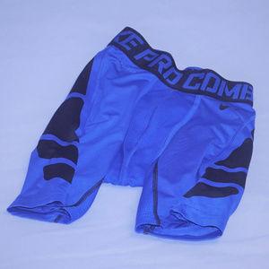 Nike hyper cool Pro Combat compression shorts VGUC